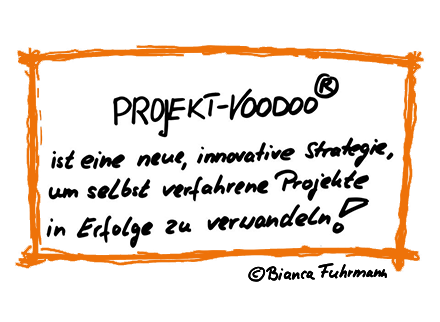 Die Projekt-Voodoo® Strategie