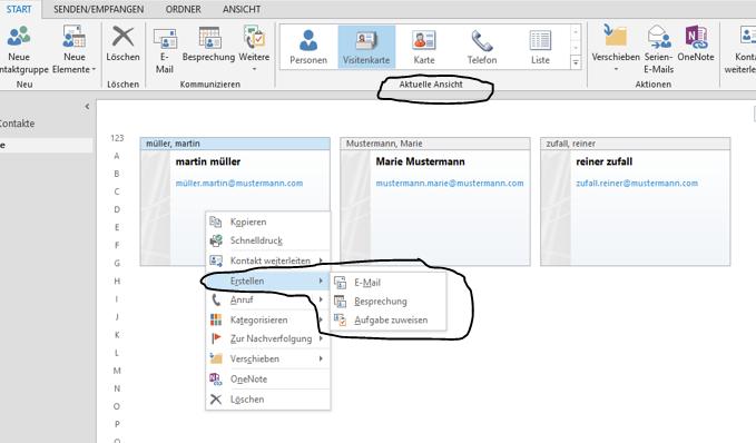 Outlook E Mails Versenden 3 Tipps Um E Mail Adressen