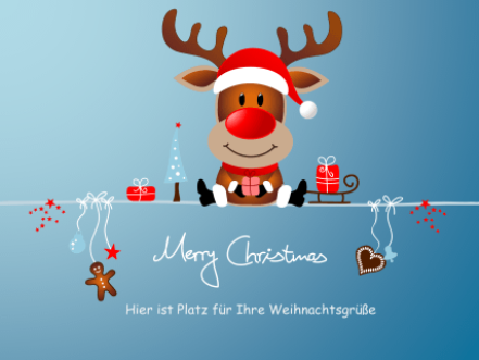 merry christmas versenden sie weihnachtsgr e mit powerpoint. Black Bedroom Furniture Sets. Home Design Ideas