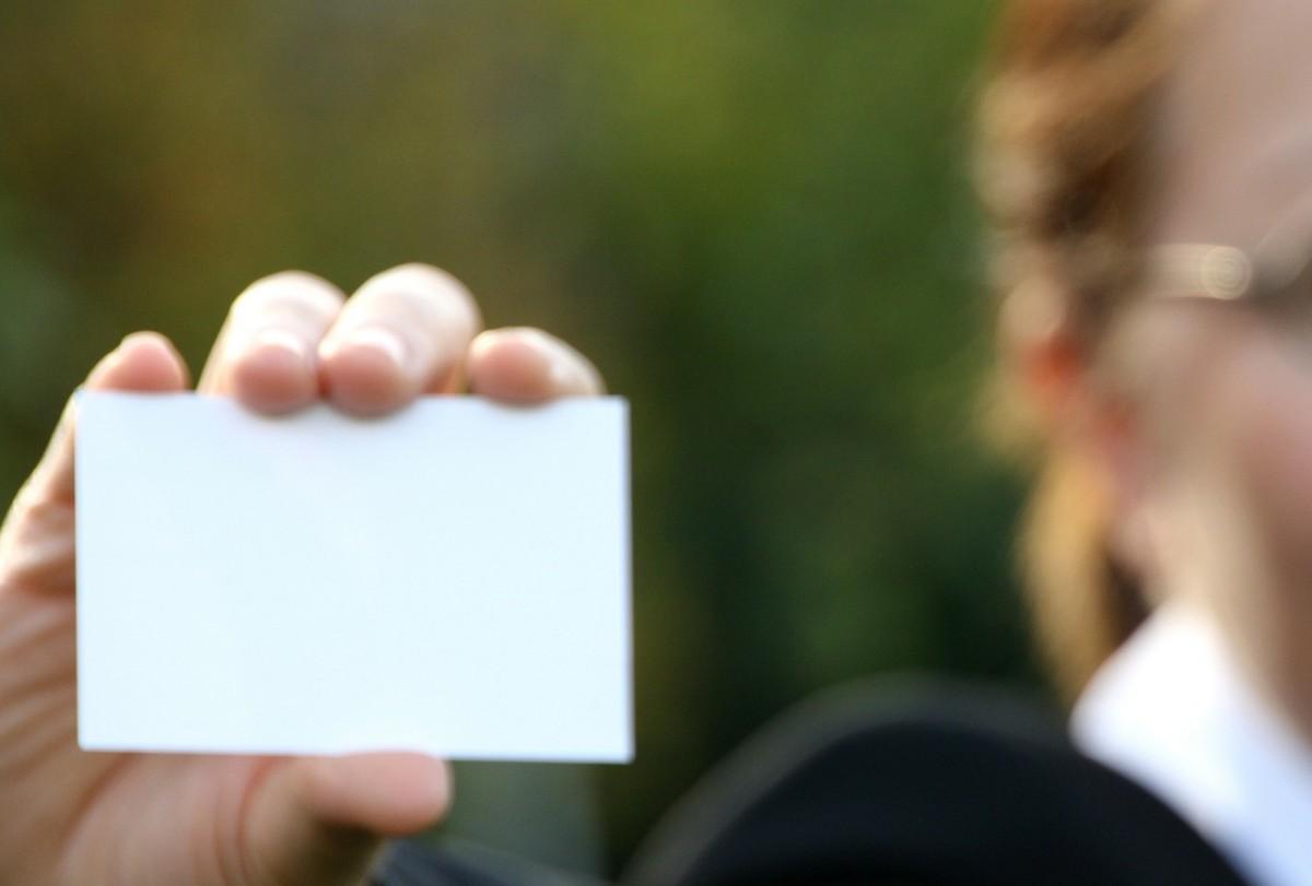 5 Tipps Für Die Gestaltung Ihrer Visitenkarten